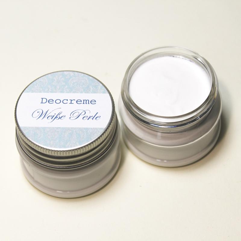 Deocreme Weiße Perle