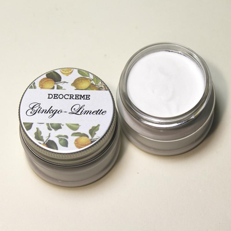 Deocreme Ginkgo-Limette