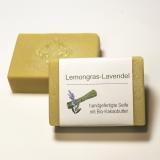 Seife Lemongras-Lavendel